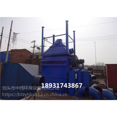 脉冲布袋除尘器设备64袋单机布袋除尘器设备泊头中扬生产