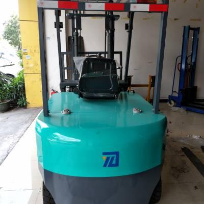 0.5-1.0吨蓄电池叉车 鑫力迷你型全电力叉车 适合在狭窄的空间使用