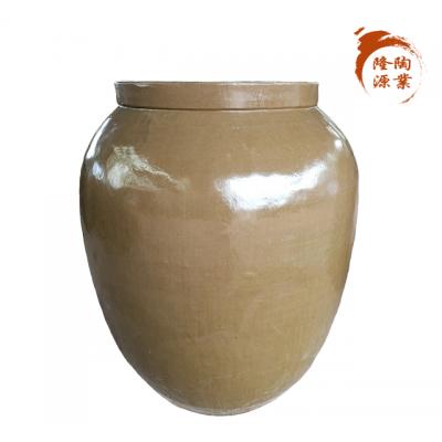 100斤200斤300斤500斤1000斤陶瓷发酵缸 水缸 醋缸 加厚加大型土陶缸