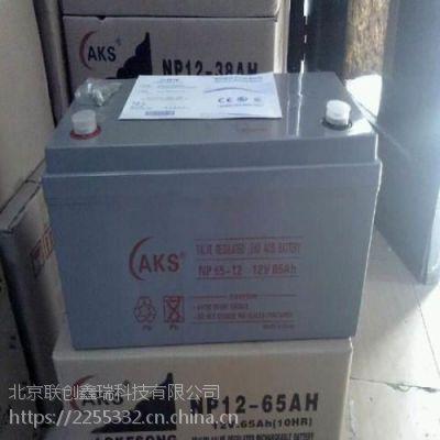 AKS奥克松NP100-12 12v100ah铅酸蓄电池产品参数