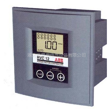 ABB功率因数控制器RVC RVT
