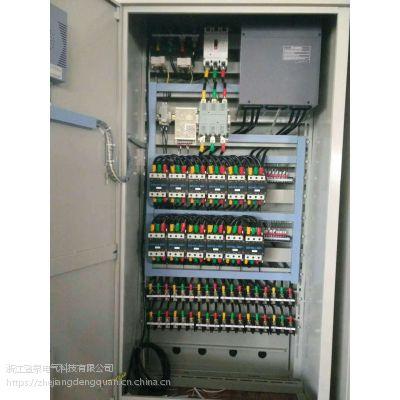 浙江登泉CCCF消防自动巡检柜/数字低频巡检柜/消火栓控制设备75KW一巡六