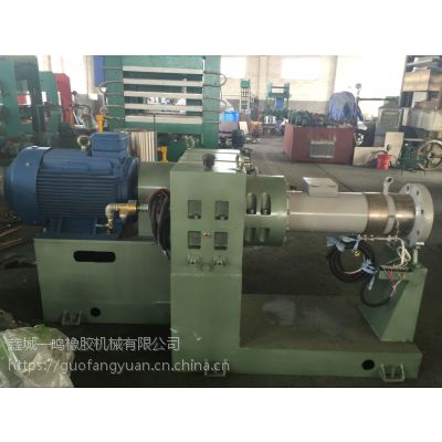 供应XJ-1510热喂料橡胶挤出机,鑫城挤出机