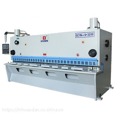 辽宁华锻QC11K-数控闸式剪板机