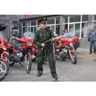 厂家供应高质量 便携式 巡逻用 美观大方 山东天盾250型全地形消防二轮摩托车