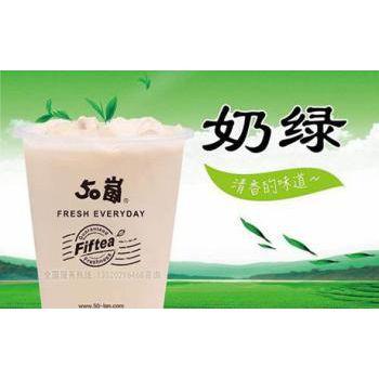 开50岚奶茶店每月能赚万元以上