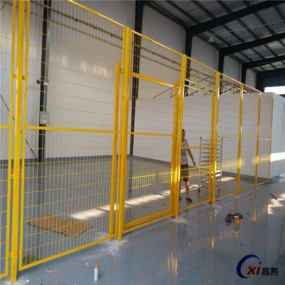 供应优质车间围栏网厂家 室内隔离防护网 车间护栏网