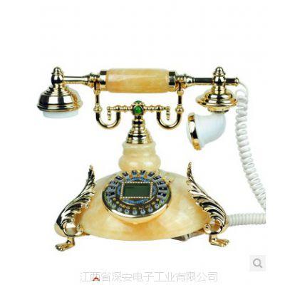 中诺S026仿古电话 家用欧式电话机 电话机厂家批发