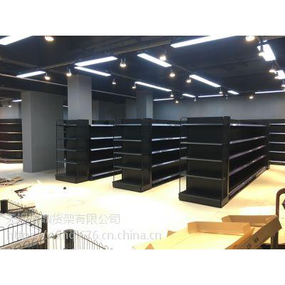 无锡超市货架厂家批发_便利店货架天猫小店