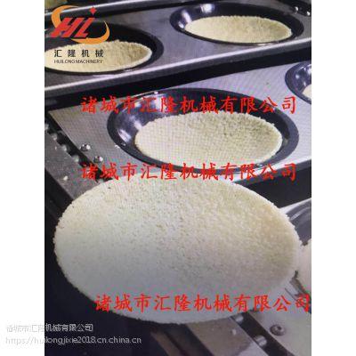 汇隆新品 碗状锅巴成型机 农家锅巴机 碗状锅巴成型设备 专业定制成套设备