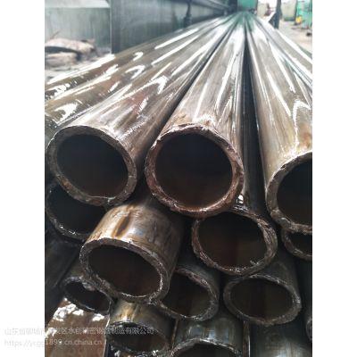 江苏省精密钢管厂家现货销售20#45*3.5精密管