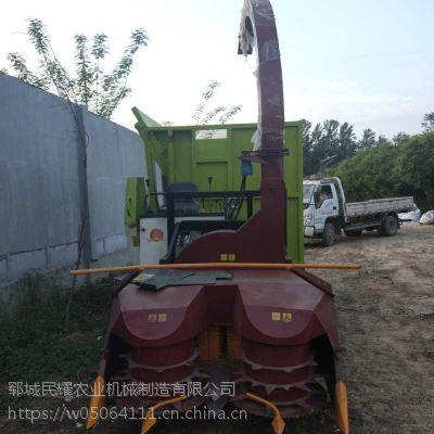 加工定制履带式转盘玉米秸秆青储机 自走式功能养殖农用机械