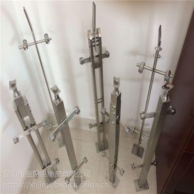 江苏 泰州市耀荣 室外不锈钢栏杆、价格合理欢迎选购