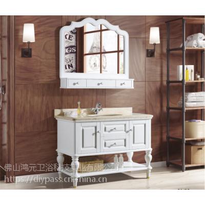 鼎派卫浴DIYPASS M-6112 美式定制浴室柜