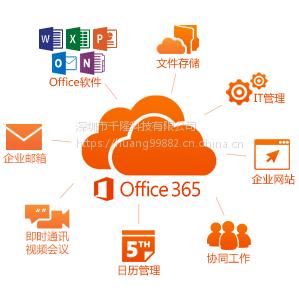 2018深圳正版Office 365企业版E5多少钱?