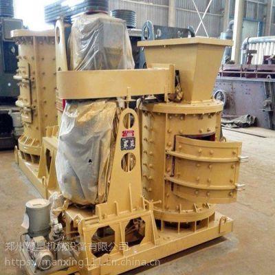 新一代立式数控制砂机设备 花岗岩河卵石制砂生产线郑州厂家供应