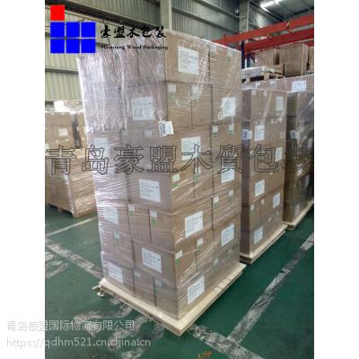 城阳胶合板木箱专业定制出口专用包装箱价格低