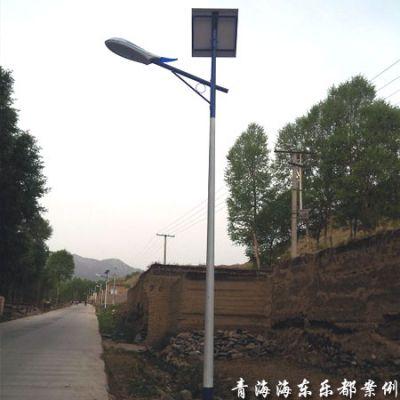 玉树6米30W锂电池太阳能路灯一套多少钱
