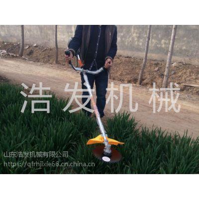 浩发手推式草坪修剪机 剪草机小巧轻便
