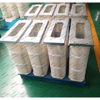 聚酯网水泥矿山机械阿特拉斯钻机空气滤芯57714388