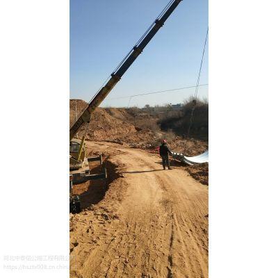 供应 中泰信金属波纹管 钢波纹涵管 排水排污型号齐全