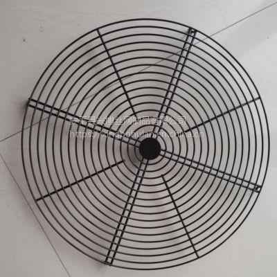 陕西散热器风扇防护网罩兴博丝网按要求定制异形网片网罩