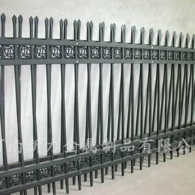 热镀锌 锌钢护栏小区围墙塑钢围栏 美观大方 质量可靠 河南新力