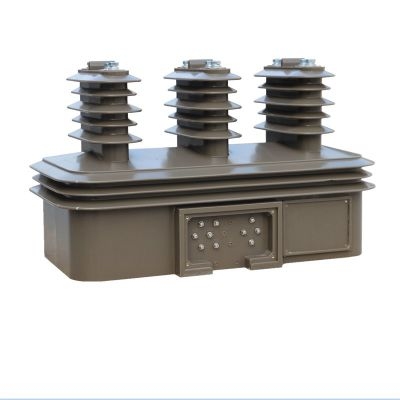 超盛供应JLSZY-6、10户外三相一体式浇注组合互感器