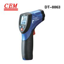 CEM华盛昌DT-8863红外线测温仪 非接触式测温枪