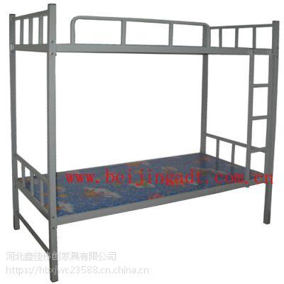 批发上下床 40*40方管床架结构 管壁厚1.2mm 1.6厚多层床板