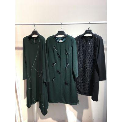 甜mei度大衣欧美阿里巴巴时尚女装批发海南品牌女装折扣店加盟哪家好