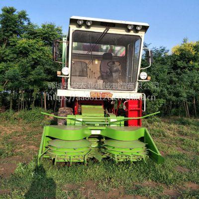 改装二手自走式青储机 旺农厂家直销青储收割机 大小型饲料收割机