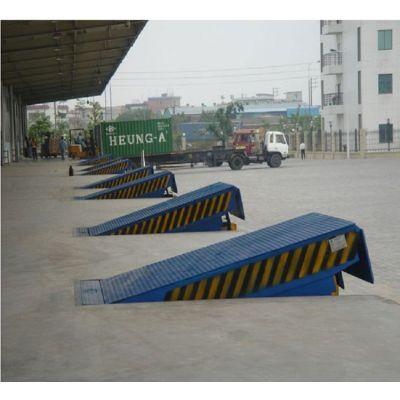 广州东莞源头工厂直销液压登车桥 叉车起重装卸货平台月台调节板