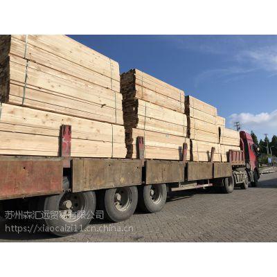 九江建筑工地木材