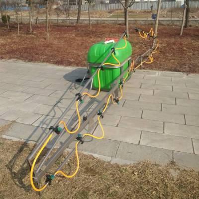 旭阳推荐悬挂式喷杆喷雾机农用蔬菜杀虫弥雾机拖拉机后置打药机