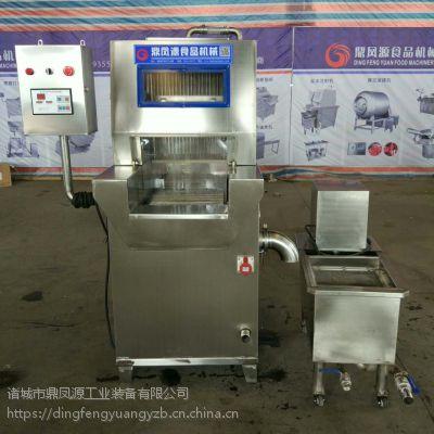 牛排/牛肉盐水注射机厂家 鼎凤源 80针盐水注射机说明