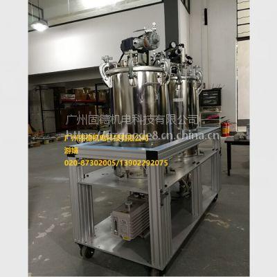 一体式GOODE双组份灌胶机  双组份聚氨酯粘合剂灌胶设备