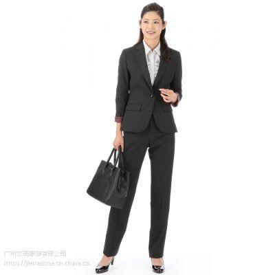 番禺区女士西装定制,石楼商务西装定做,专业西服量身定制,款式修身