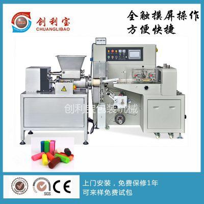 创利宝CB-350XL玩具软泥包装机械