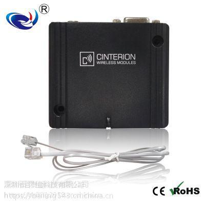 西门子MC52I黑盒子GSM短信MODEM RS-23猫modem 2接口单口支持二次开发
