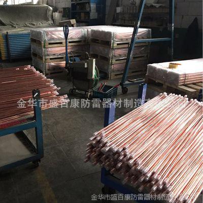 厂家直销防腐铜包钢接地棒电解离子接地极防静电户外家用货源批发