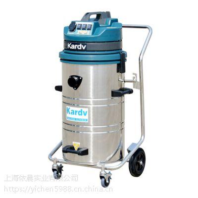 浙江凯德威工业吸尘器图片及价格国产大功率移动型吸尘机
