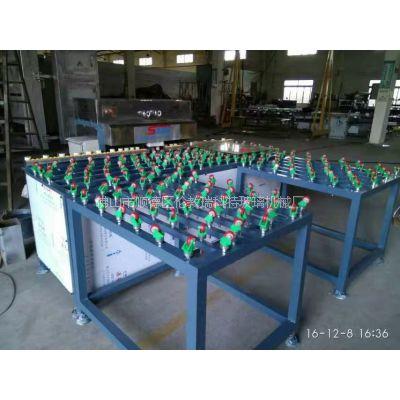 瑞科特玻璃机械厂家直销手推玻璃四边磨 简易快速磨边机