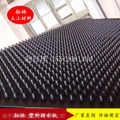 拓林凹凸型排水板厂家|塑料排水板生产厂家|车库顶绿化排水板滤水板