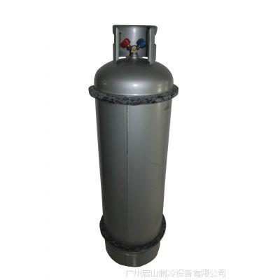 QISHANR 启山制冷剂回收钢瓶 926L 1000L 雪种大型储液罐 吨瓶