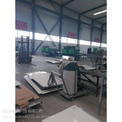 供应陕西钢质防火门入户门厂家GFM1823