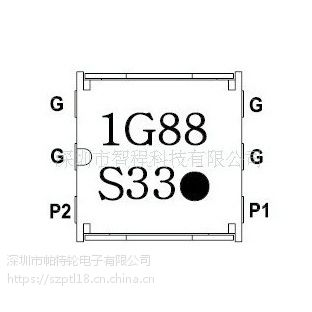 IL05AR1880AAE 1850-1910MHz 贴片隔离器 partron 射频IC