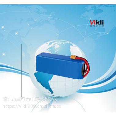 VIKLI12v8ah磷酸铁锂电池组医疗器械设备锂电池