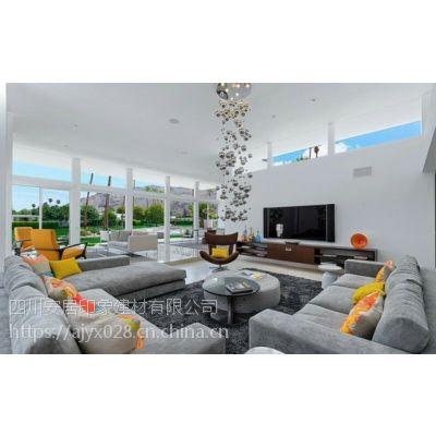 安居印象集成墙面让家装进入到全新的时代