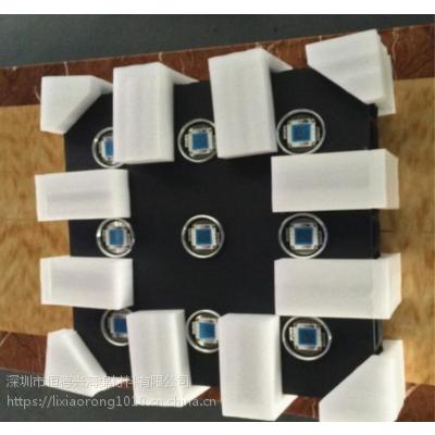 供应电子包装内衬EPE珍珠棉盒子 防震珍珠棉板材欢迎来图定制